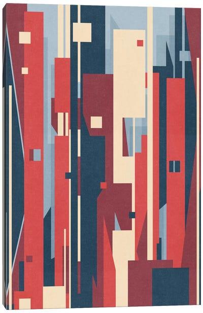 Metropolis Canvas Print #TRC35