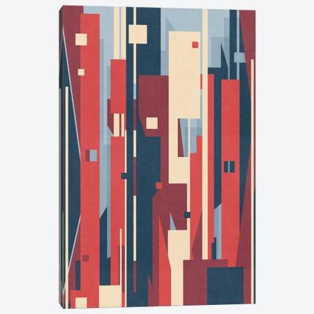 Metropolis Canvas Print #TRC35} by Tracie Andrews Canvas Wall Art
