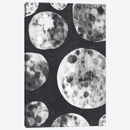 Moons Canvas Print #TRC40} by Tracie Andrews Canvas Artwork