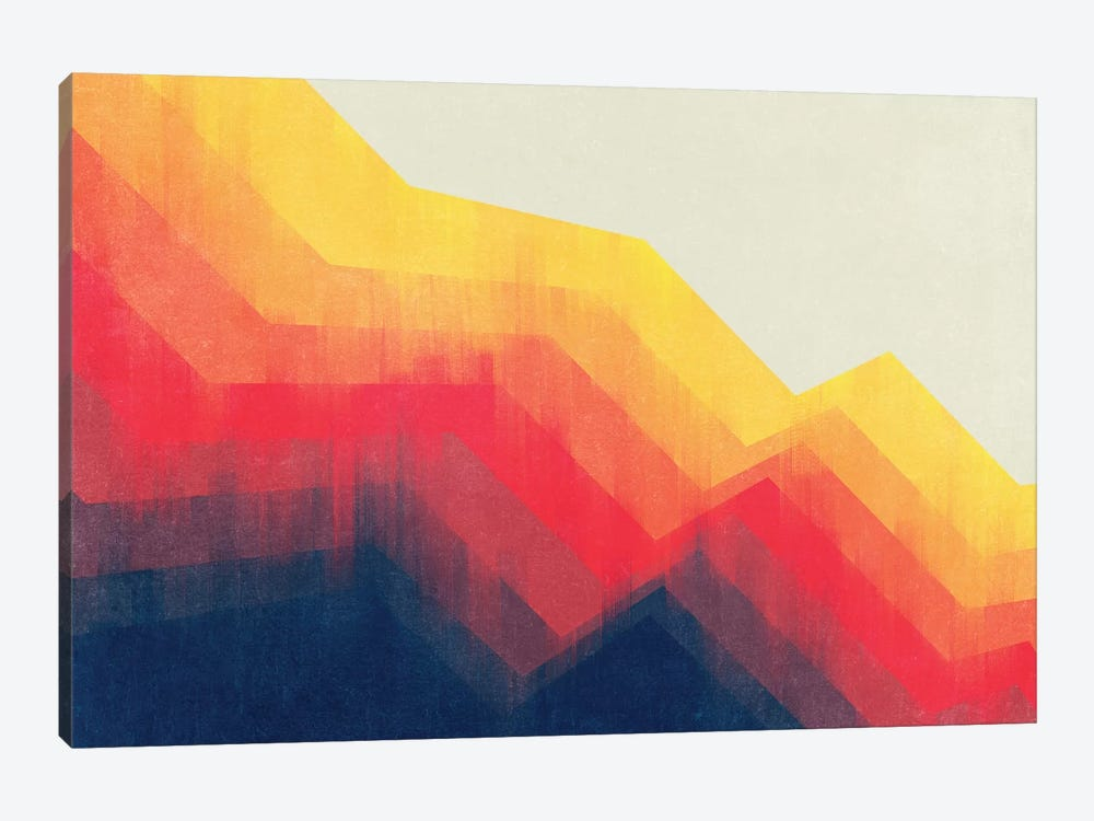 Sounds Of Distance by Tracie Andrews 1-piece Canvas Artwork