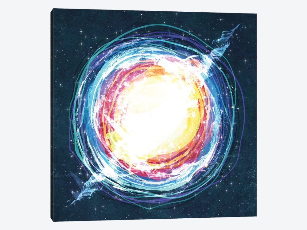 Supernova by Tracie Andrews 1-piece Canvas Art