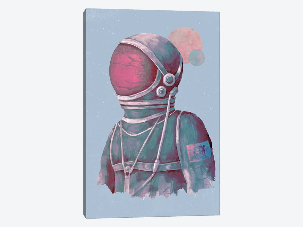 Terran by Tracie Andrews 1-piece Canvas Art