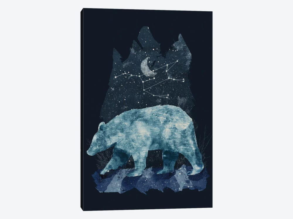 The Great Bear by Tracie Andrews 1-piece Art Print
