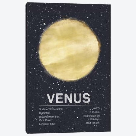 Venus Canvas Print #TRC67} by Tracie Andrews Canvas Print