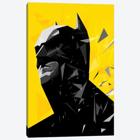 Batman Canvas Print #TRC6} by Tracie Andrews Art Print