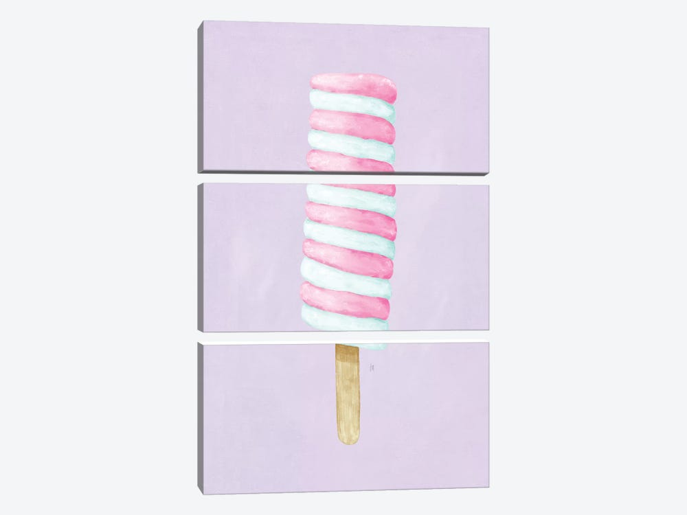 Twister by Tracie Andrews 3-piece Canvas Wall Art