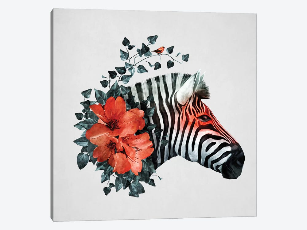 Untamed by Tracie Andrews 1-piece Art Print