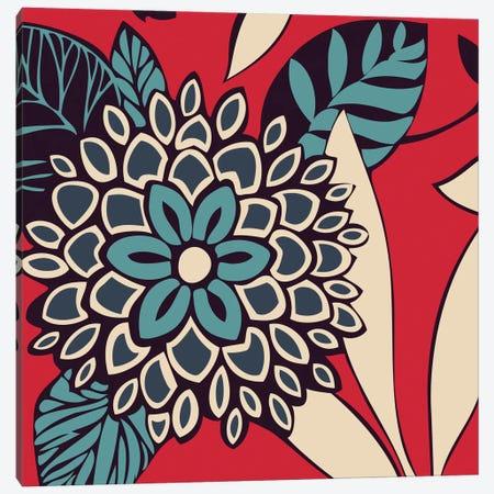 Bloom Canvas Print #TRC7} by Tracie Andrews Art Print