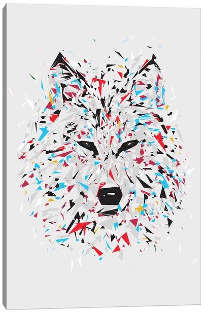 Wolf Canvas Print #TRC81
