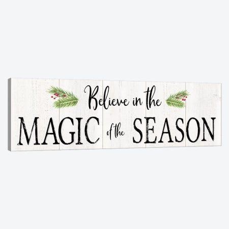 Peaceful Christmas - Magic of the Season Canvas Print #TRE161} by Tara Reed Canvas Print