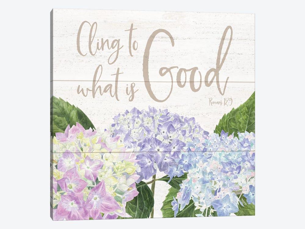 Abundant Blooms II by Tara Reed 1-piece Canvas Art
