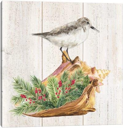 Christmas on the Coast III Canvas Art Print