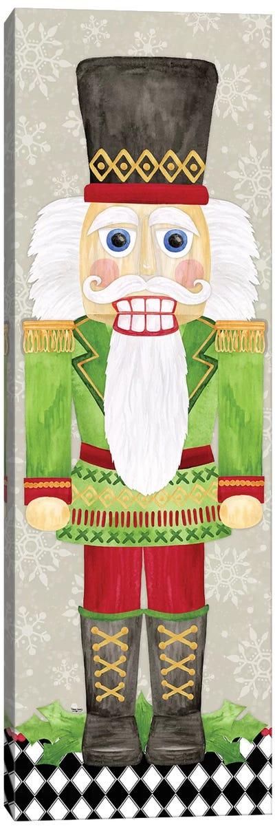 Nutcracker Christmas I Canvas Art Print