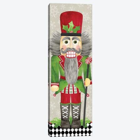 Nutcracker Christmas II Canvas Print #TRE332} by Tara Reed Canvas Wall Art