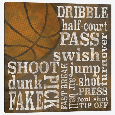 All Star Sports IV 3-Piece Canvas #TRE372} by Tara Reed Canvas Artwork
