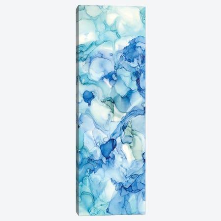 Ocean Influence All Over Panel II Canvas Print #TRE39} by Tara Reed Art Print