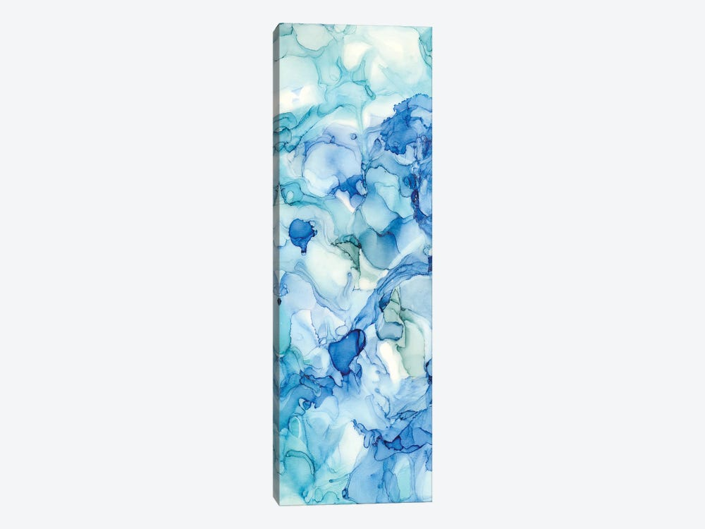 Ocean Influence All Over Panel II by Tara Reed 1-piece Canvas Wall Art