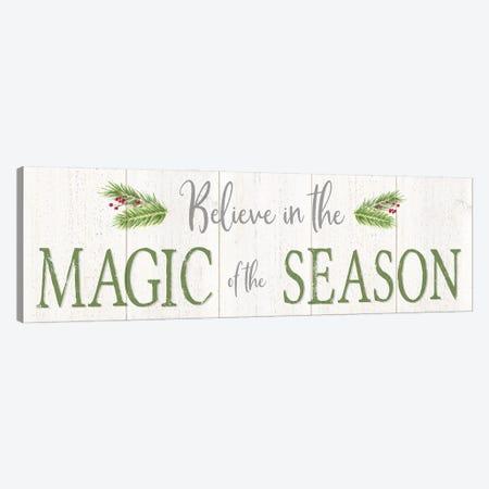 Peaceful Christmas Horizontal Magic of the Season Canvas Print #TRE445} by Tara Reed Canvas Print