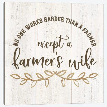 Farm Life VI-Farmer's Wife Canvas Print #TRE464} by Tara Reed Canvas Art Print