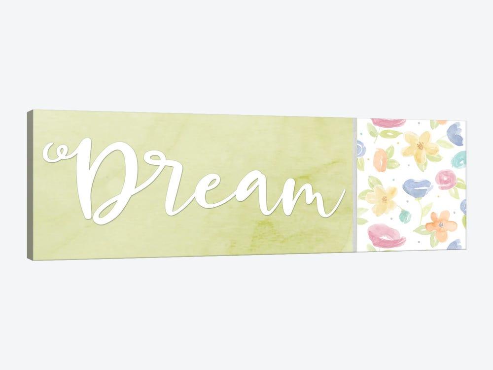Girl Inspiration panel IV-Dream by Tara Reed 1-piece Art Print