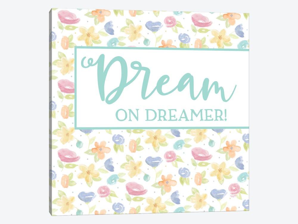 Girl Inspiration V-Dream On by Tara Reed 1-piece Art Print