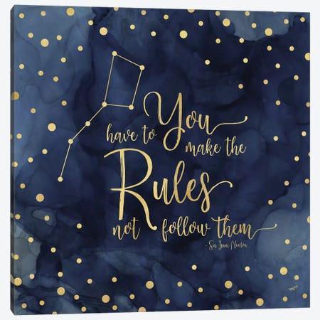 Oh My Stars I Rules 3-Piece Canvas #TRE65} by Tara Reed Art Print
