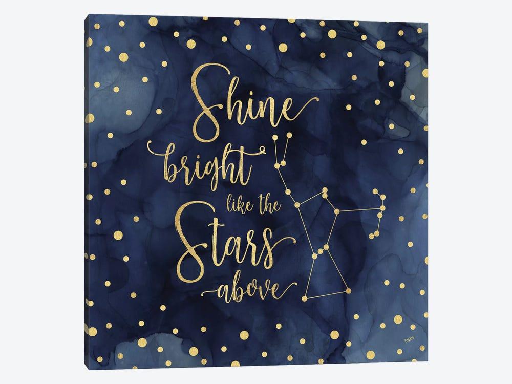 Oh My Stars III Shine Bright by Tara Reed 1-piece Art Print