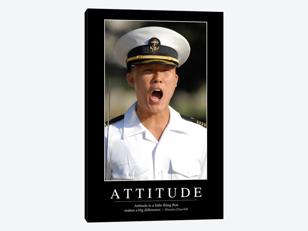 Attitude I by Stocktrek Images 1-piece Canvas Artwork