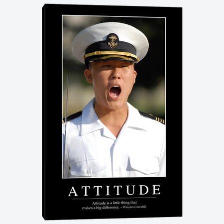 Attitude I Canvas Print #TRK1074} by Stocktrek Images Canvas Artwork