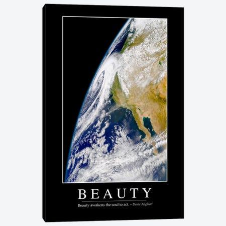 Beauty I Canvas Print #TRK1077} by Stocktrek Images Canvas Artwork