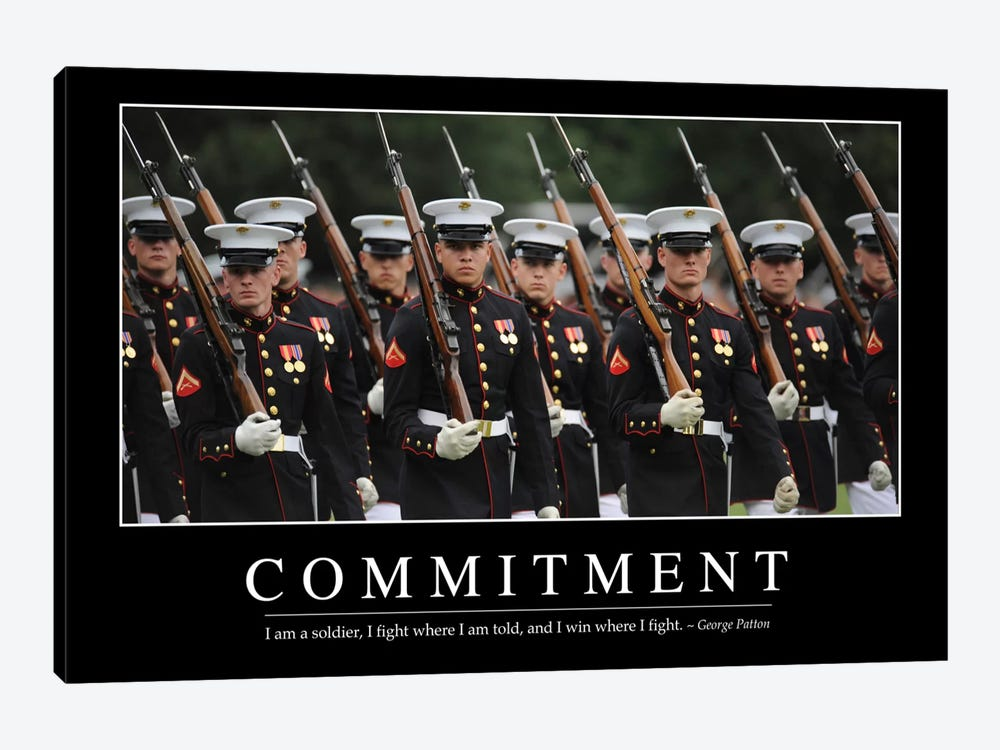 Commitment by Stocktrek Images 1-piece Canvas Wall Art