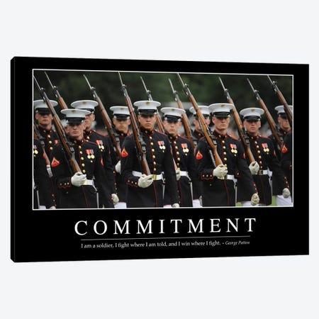 Commitment Canvas Print #TRK1083} by Stocktrek Images Canvas Art