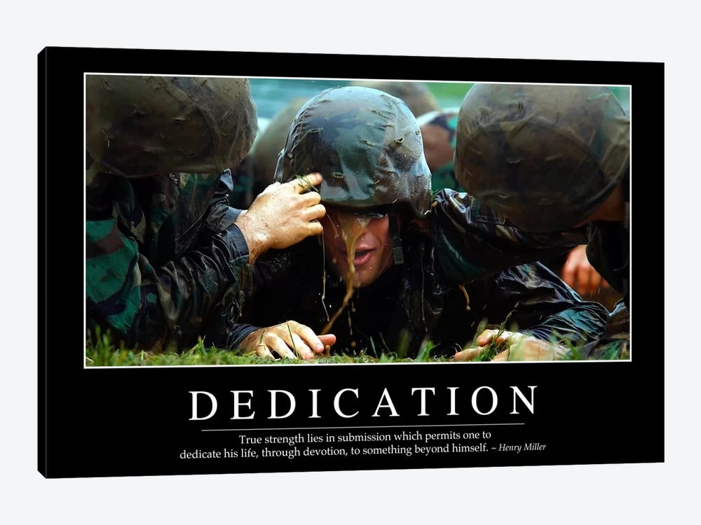 Dedication by Stocktrek Images 1-piece Canvas Art