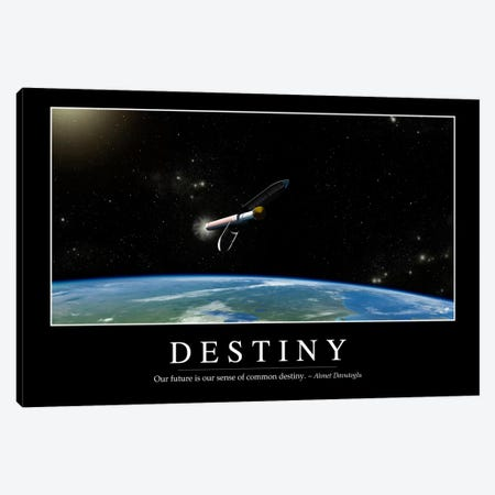 Destiny Canvas Print #TRK1091} by Stocktrek Images Art Print