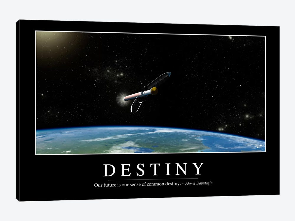 Destiny by Stocktrek Images 1-piece Art Print