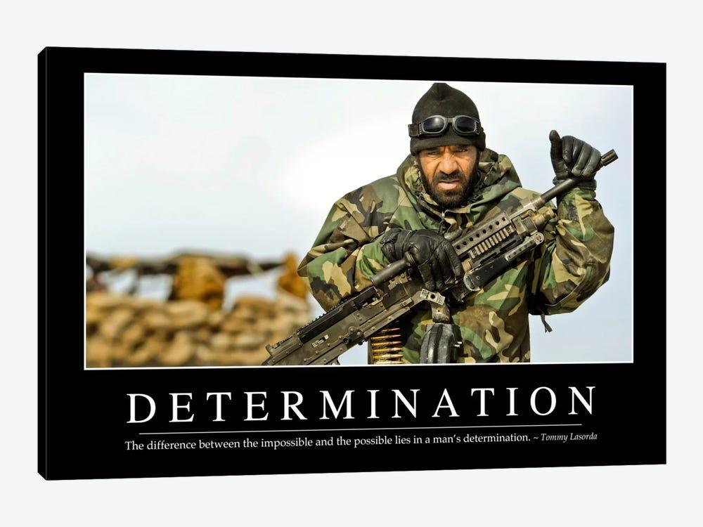 Determination by Stocktrek Images 1-piece Canvas Art