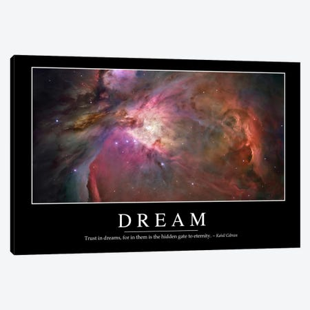 Dream Canvas Print #TRK1094} by Stocktrek Images Canvas Wall Art