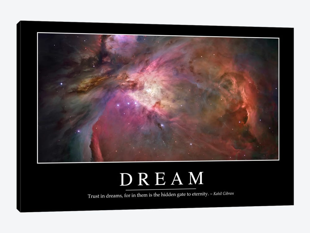 Dream by Stocktrek Images 1-piece Canvas Art