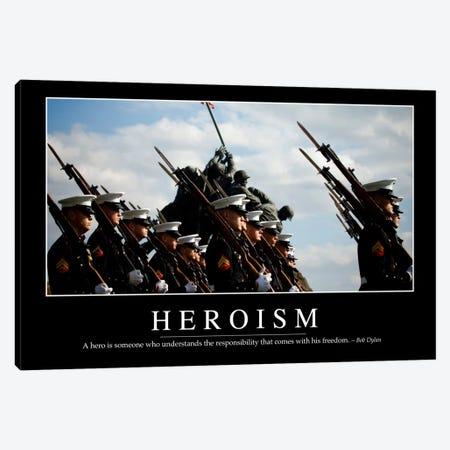 Heroism II Canvas Print #TRK1110} by Stocktrek Images Canvas Art