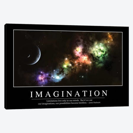 Imagination Canvas Print #TRK1112} by Stocktrek Images Canvas Art