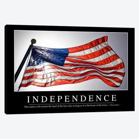 Independence II Canvas Print #TRK1114} by Stocktrek Images Canvas Art Print