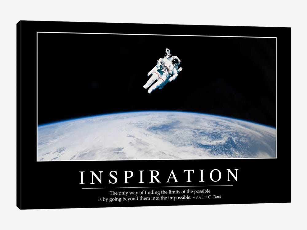 Inspiration by Stocktrek Images 1-piece Canvas Print