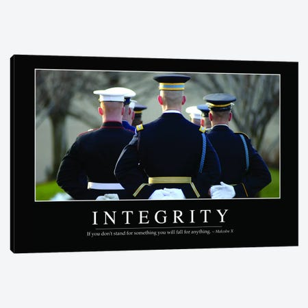 Integrity Canvas Print #TRK1117} by Stocktrek Images Art Print