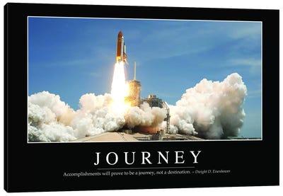 Journey II Canvas Art Print