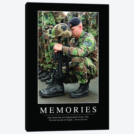 Memories Canvas Print #TRK1122} by Stocktrek Images Art Print