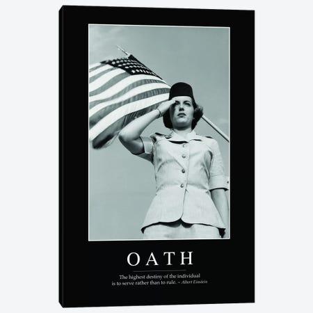 Oath Canvas Print #TRK1124} by Stocktrek Images Canvas Artwork