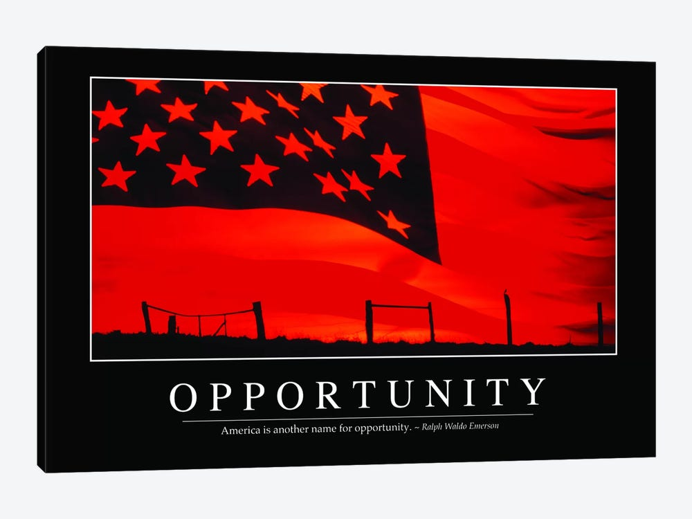 Opportunity by Stocktrek Images 1-piece Canvas Artwork