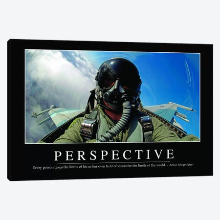 Perspective Canvas Print #TRK1130} by Stocktrek Images Canvas Artwork