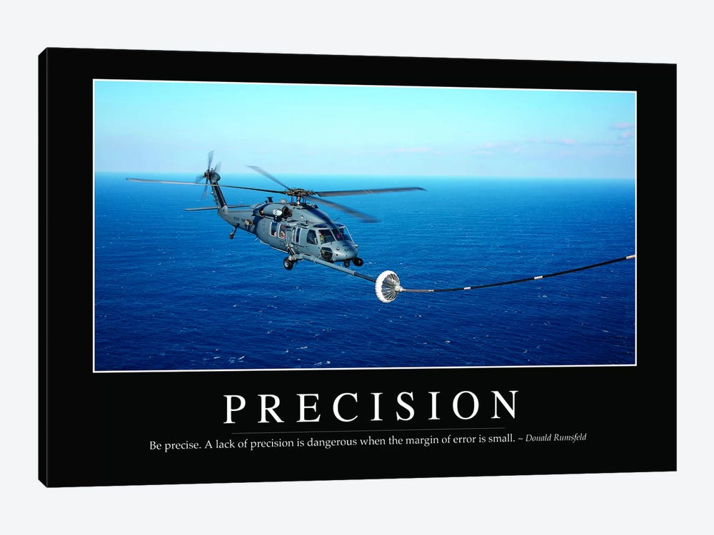 Precision by Stocktrek Images 1-piece Canvas Artwork
