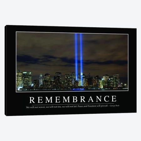 Remembrance Canvas Print #TRK1136} by Stocktrek Images Canvas Print